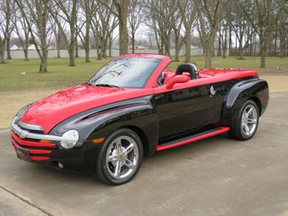 2004 Chevrolet SSR Customized Convertible in Marion, Arkansas 72364