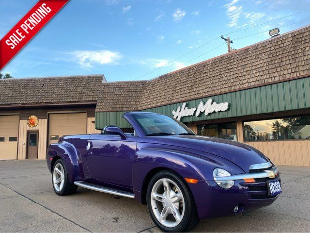 2004 Chevrolet SSR ONLY 17,000 Miles