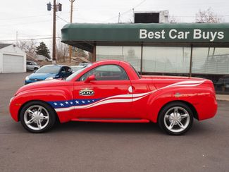 2004 Chevrolet SSR LS Englewood, CO 8