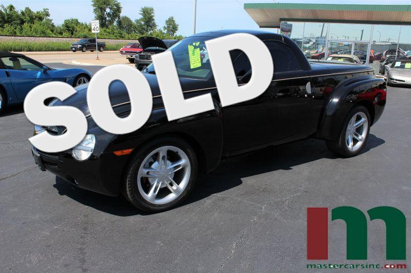 2004 Chevrolet SSR Convertible | Granite City, Illinois | MasterCars Company Inc. in Granite City Illinois