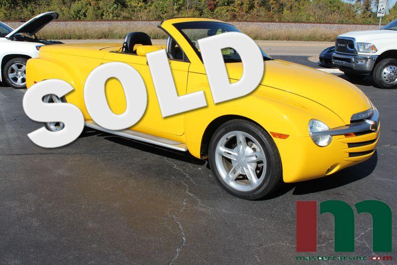 2004 Chevrolet SSR LS Convertible   Granite City, Illinois   MasterCars Company Inc. in Granite City Illinois