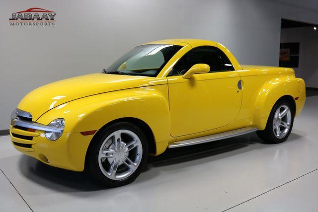 2004 Chevrolet SSR LS Merrillville, Indiana 21