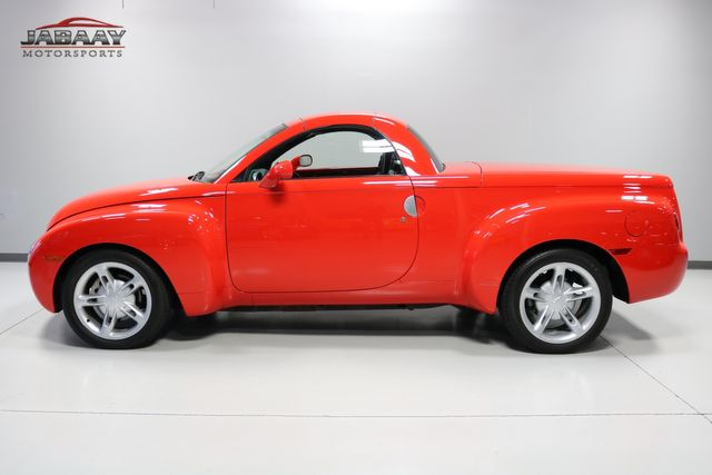 2004 Chevrolet SSR LS Merrillville, Indiana 23