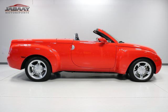 2004 Chevrolet SSR LS Merrillville, Indiana 5