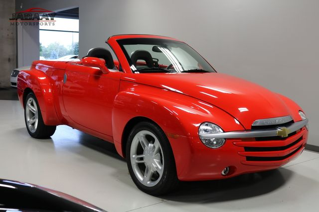 2004 Chevrolet SSR LS Merrillville, Indiana 6