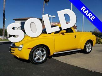 2004 Chevrolet SSR LS   San Luis Obispo, CA   Auto Park Sales & Service in San Luis Obispo CA