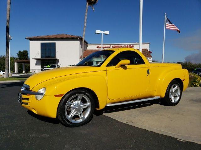 2004 Chevrolet SSR in San Luis Obispo CA