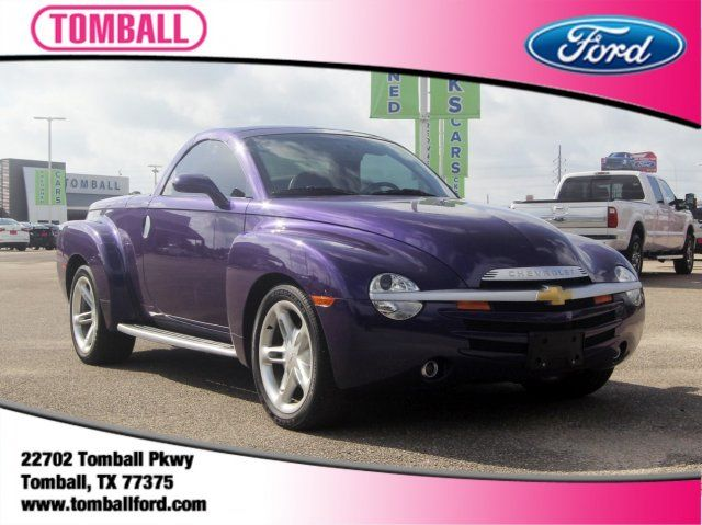 2004 Chevrolet SSR LS in Tomball, TX 77375