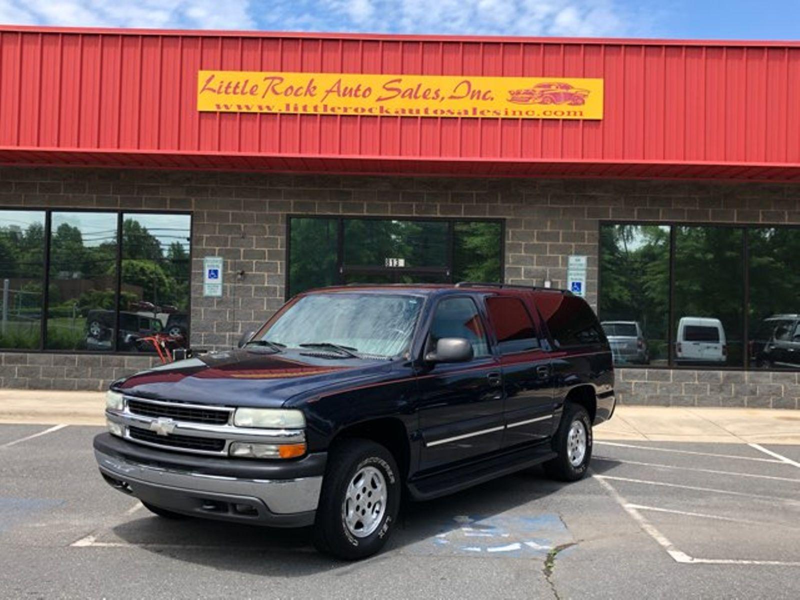 2004 Chevrolet Suburban LS city NC Little Rock Auto Sales Inc