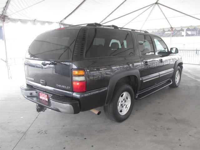 2004 Chevrolet Suburban LT Gardena, California 2