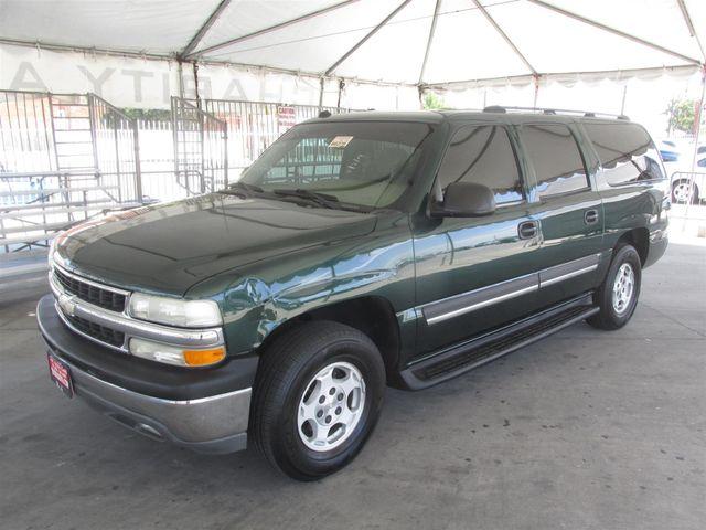 2004 Chevrolet Suburban LS Gardena, California