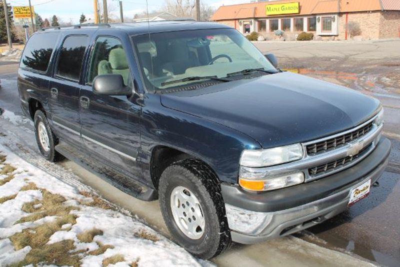 2004 Chevrolet Suburban LS  city MT  Bleskin Motor Company   in Great Falls, MT