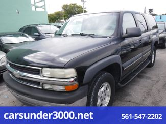 2004 Chevrolet Suburban LS Lake Worth , Florida 0