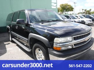2004 Chevrolet Suburban LS Lake Worth , Florida