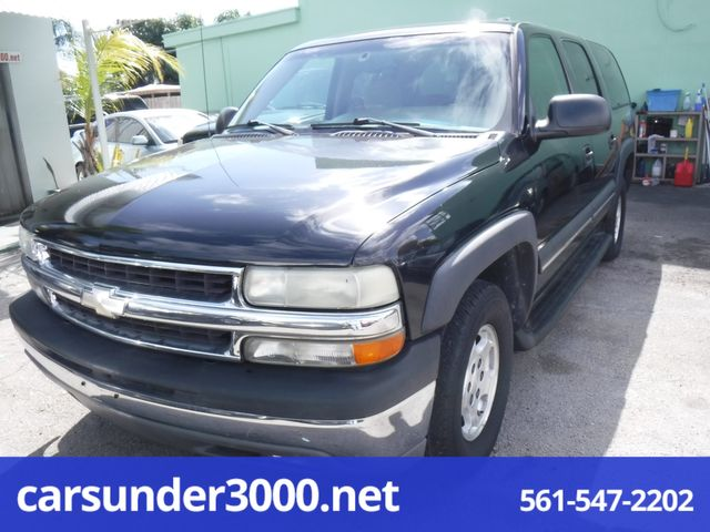 2004 Chevrolet Suburban LS Lake Worth , Florida 1