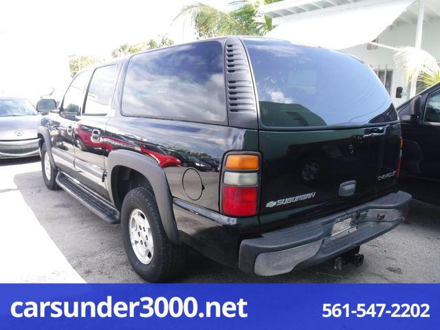 2004 Chevrolet Suburban LS Lake Worth , Florida 2
