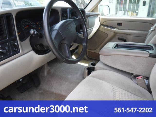 2004 Chevrolet Suburban LS Lake Worth , Florida 4