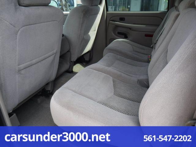 2004 Chevrolet Suburban LS Lake Worth , Florida 5