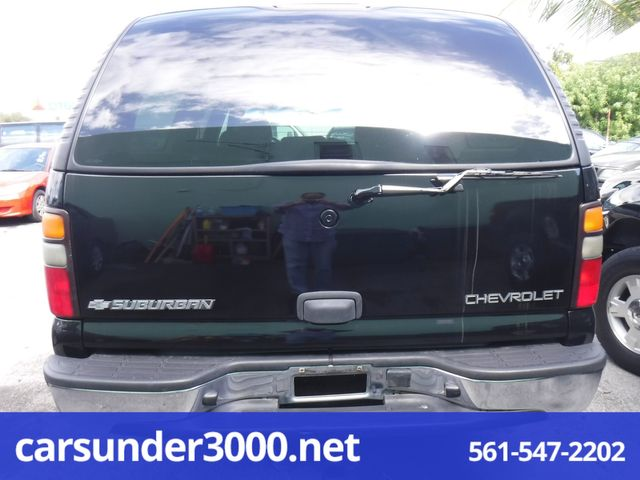 2004 Chevrolet Suburban LS Lake Worth , Florida 8