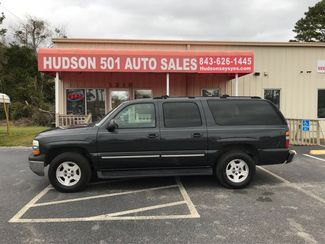 2004 Chevrolet Suburban in Myrtle Beach South Carolina