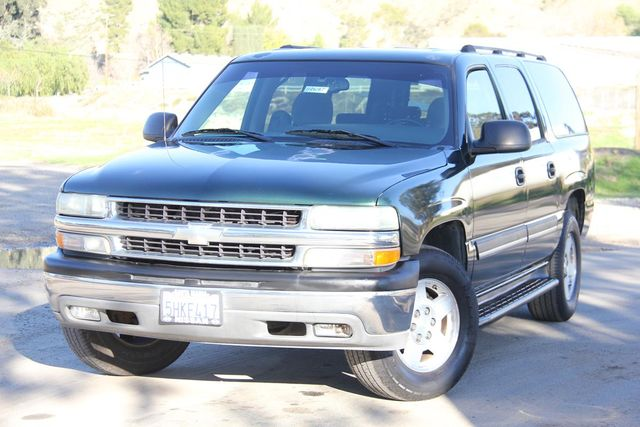 2004 Chevrolet Suburban LS Santa Clarita, CA 4