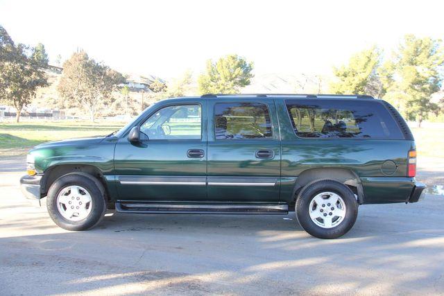 2004 Chevrolet Suburban LS Santa Clarita, CA 11