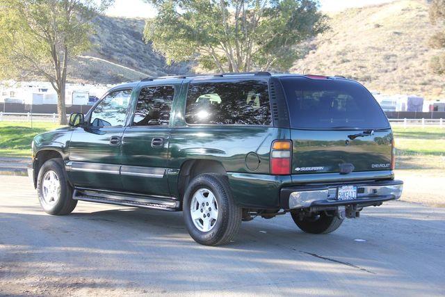 2004 Chevrolet Suburban LS Santa Clarita, CA 5