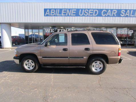 2004 Chevrolet Tahoe LS in Abilene, TX