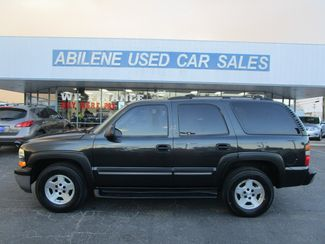 2004 Chevrolet Tahoe LS  Abilene TX  Abilene Used Car Sales  in Abilene, TX
