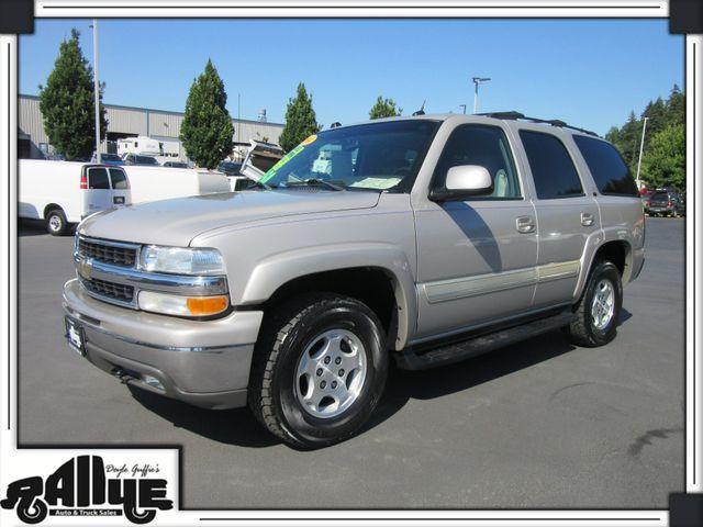 2004 Chevrolet Tahoe LT in Burlington WA, 98233