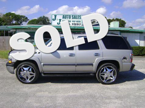 2004 Chevrolet Tahoe LS in Fort Pierce, FL