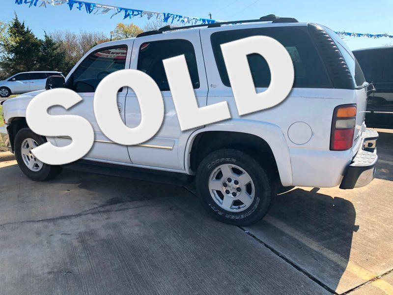 2004 Chevrolet Tahoe LT   Greenville, TX   Barrow Motors in Greenville TX