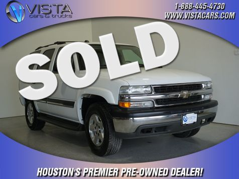 2004 Chevrolet Tahoe LS in Houston, Texas