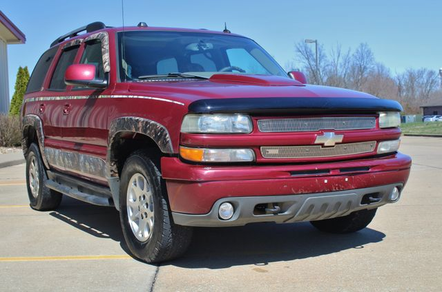 2004 Chevrolet Tahoe Z71 Jackson Mo First Auto Credit
