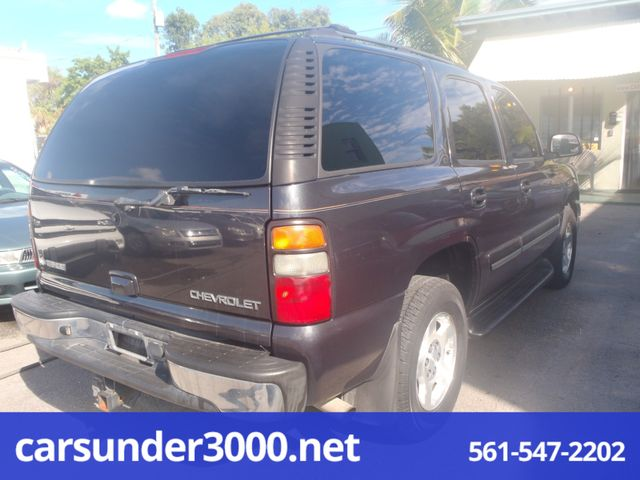 2004 Chevrolet Tahoe LT Lake Worth , Florida
