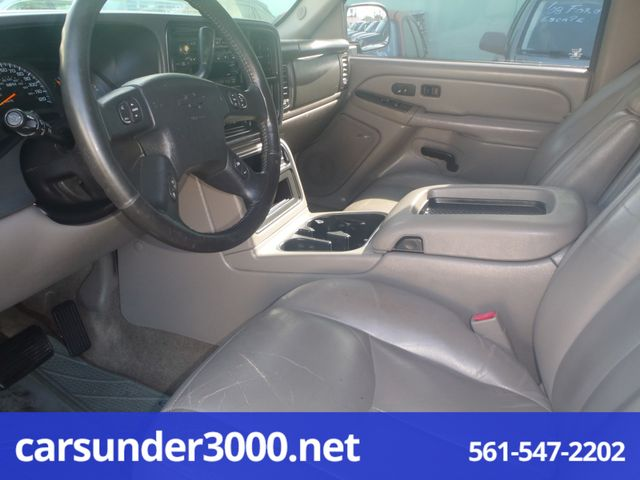 2004 Chevrolet Tahoe LT Lake Worth , Florida 1