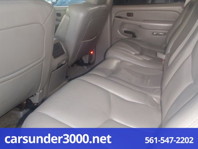 2004 Chevrolet Tahoe LT Lake Worth , Florida 2