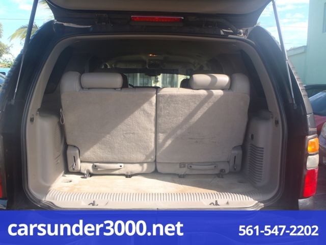 2004 Chevrolet Tahoe LT Lake Worth , Florida 3
