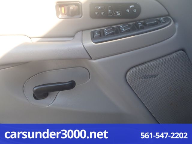 2004 Chevrolet Tahoe LT Lake Worth , Florida 4