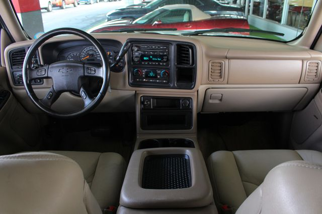 2004 Chevrolet Tahoe LT 4X4 - REAR DVD - SUNROOF - HEATED LEATHER! Mooresville , NC 29