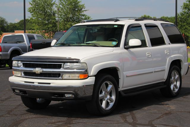 2004 Chevrolet Tahoe LT 4X4 - REAR DVD - SUNROOF - HEATED LEATHER! Mooresville , NC 23