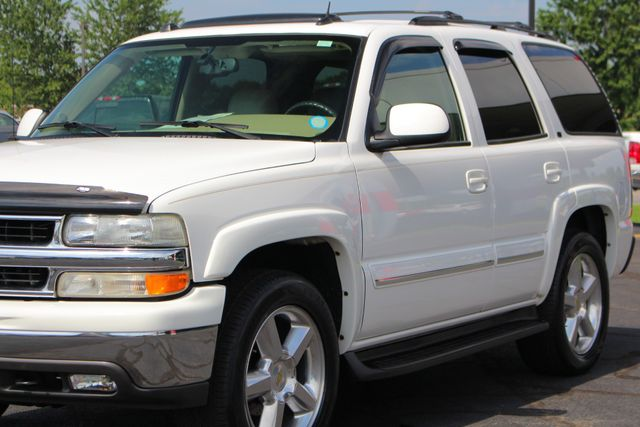 2004 Chevrolet Tahoe LT 4X4 - REAR DVD - SUNROOF - HEATED LEATHER! Mooresville , NC 27