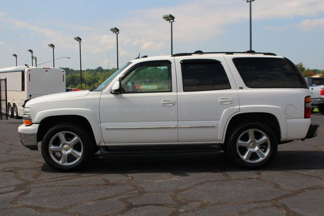 2004 Chevrolet Tahoe LT 4X4 - REAR DVD - SUNROOF - HEATED LEATHER! Mooresville , NC 16