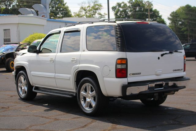 2004 Chevrolet Tahoe LT 4X4 - REAR DVD - SUNROOF - HEATED LEATHER! Mooresville , NC 25