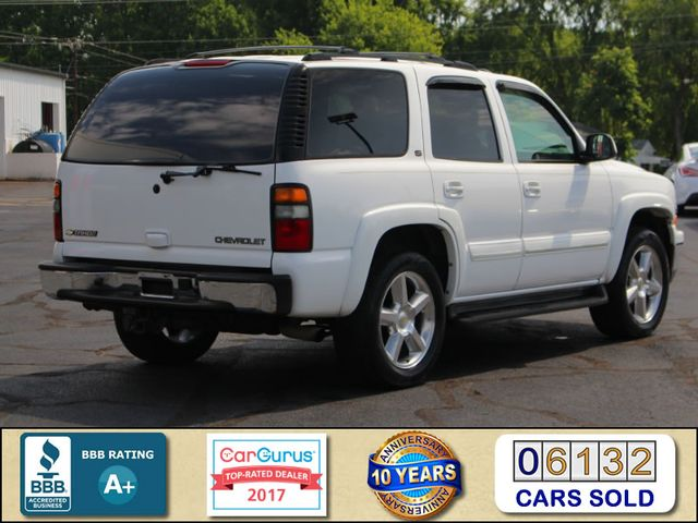 2004 Chevrolet Tahoe LT 4X4 - REAR DVD - SUNROOF - HEATED LEATHER! Mooresville , NC 2