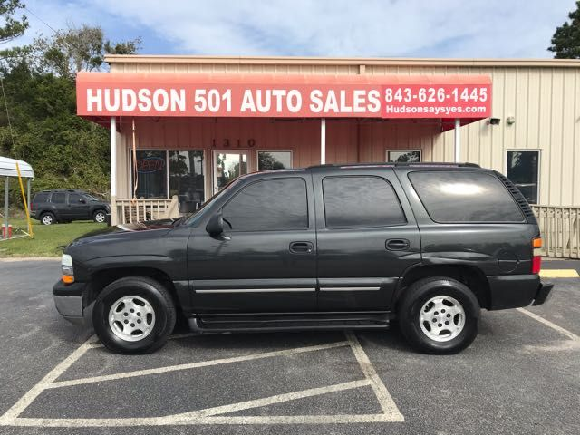 2004 Chevrolet Tahoe LS   Myrtle Beach, South Carolina   Hudson Auto Sales in Myrtle Beach South Carolina