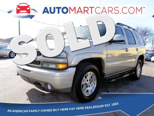 2004 Chevrolet Tahoe Z71   Nashville, Tennessee   Auto Mart Used Cars Inc. in Nashville Tennessee