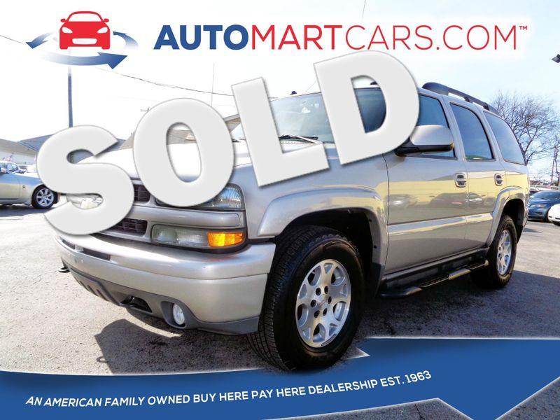 2004 Chevrolet Tahoe Z71 | Nashville, Tennessee | Auto Mart Used Cars Inc. in Nashville Tennessee