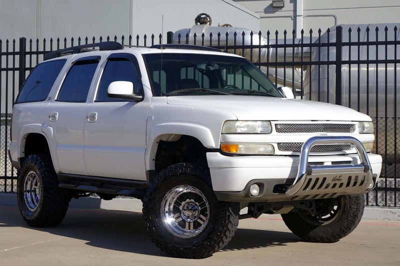 2004 Chevrolet Tahoe Z71* Lifted*4x4* Big Tires* EZ Finance** | Plano, TX | Carrick's Autos in Plano TX