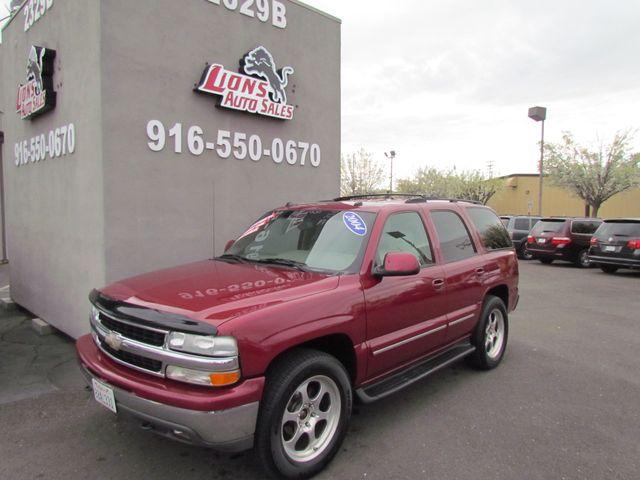2004 Chevrolet Tahoe LT Extra Clean